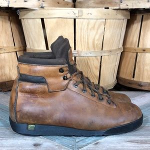 VTG Asolo Rambler S Euro Leather Lace Hiking Boots